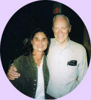 Dr. Michael Newton and Diane